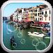 Rainy Venice Live Wallpaper by Lollipop Studio - Premium Games and Applications