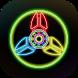 Fidget Spinner – Rope Swing by Burger Games Studio