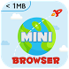 Mini for facebook fast fb by Himan Utility App Makers