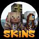 Assassin Skins for Minecraft by frolovkav