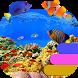 Aquarium Theme and Launcher by Theme land