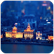 Beautiful Night City Theme by Theme Designer