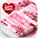 Love Roses Keyboard Theme by Keyboard Design Paradise