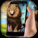 3D Lion in Phone Prank by Luxurious Prank App