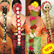 Indian BridalHairStyle Gallery by Andromida apps
