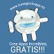 Tunegocioapp: Crea App Negocio by Apps de bromas, tarot, miedo, terror, frases y más