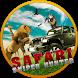 Sniper Jungle Safari 4x4 Off Road Jeep Animal Hunt by ZoqGames