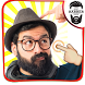 Man Hair Beard Mustache Makeup - Boys Photo Editor by Sturnham Apps