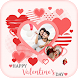 Valentine Day Photo Frame - Romantic Photo Editor by Creative Tool Apps