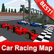 Car Racing Map for Minecraft MCPE by BestMapsAddons