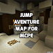 Adventure map for Minecraft PE by candy chicken