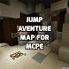 Adventure map for Minecraft PE