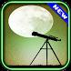Galaxy Telescope Planete Pro by walter so