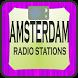 Amsterdam Radio Stations by Tom Wilson Dev