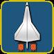 Retro Rocket by Arazic