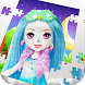 Lol doll Enchantimals Jigsaw by kids surprise freegames