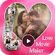 Valentine Photo Video Maker : Love Movie Maker by Frame Factory Studio