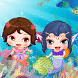 Cute Mermaid Princess Dress up by Happy Day Clash Gaming