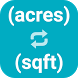 Acres to Square Feet by CoolAppClub