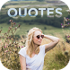 Girly Quotes by Matrix Android