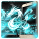 Luster Abstract Dragon Keyboard Theme by Keyboard Theme Artist (Smart Keyboard And2017)