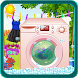 Wash Laundry Games for kids by HangOnApps