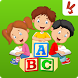 Learn alphabet & learn letters by 2bros - games for kids