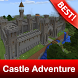 Castle Adventure Maps for Minecraft MCPE by BestMapsAddons
