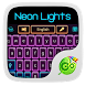Neon Lights GO Keyboard Theme by GOMO Dev Team