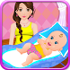 Diaper change baby games by RoyalGames