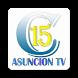 Player Asuncion TV 15 by Hosting Nica Soluciones Web