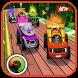 Blaze Monsters Race Car : City Adventure by unitygame963