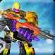 Gangster Super Transform Robot Flying Car Robo War by crushiz