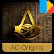Assassins Creed Origins Xperia™ Theme by Twenty Two