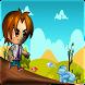 Jumping boy adventure : by CHAMKAR