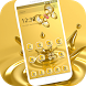 Gold Diamond Theme for Samsung by Theme Lovely