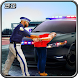Police Car vs Bank Robbers - Cops Crime Mission 3D