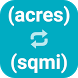 Acres to Square Miles by CoolAppClub