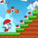 Jungle Adventure Super Smurf by sara97dev games