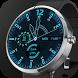 Deep Blue Watch Face by RichFace