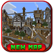 The Floating City MCPE map by LuckyD