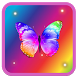 Colorful Butterfly Wallpaper by Live Wallpaper Workshop