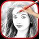 Pencil Sketch Image (Free) by soula developer