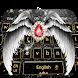 Diamond shining wings Keyboard