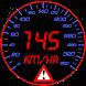 GPS Speedometer - Trip Meter - Altimeter by California Cyber Developers