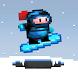 Jumpy Snowboard Sochi Manhole by pixelStorm entertainment studios Inc.