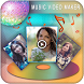 4K Music Video Maker With Song by GIF Tidez Labs