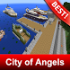 City of Angels Map for MCPE by BestMapsAddons