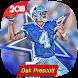 Dak Prescott HD Wallpaper NFL 2018 by rixeapp