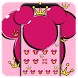 Pretty Pink Crown Micky Mouse Theme by Rose theme